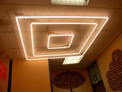neon ve la web site